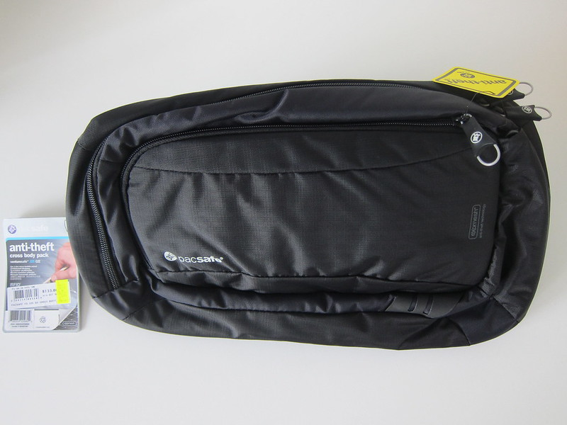 Pacsafe Venturesafe 325 GII - With Tag