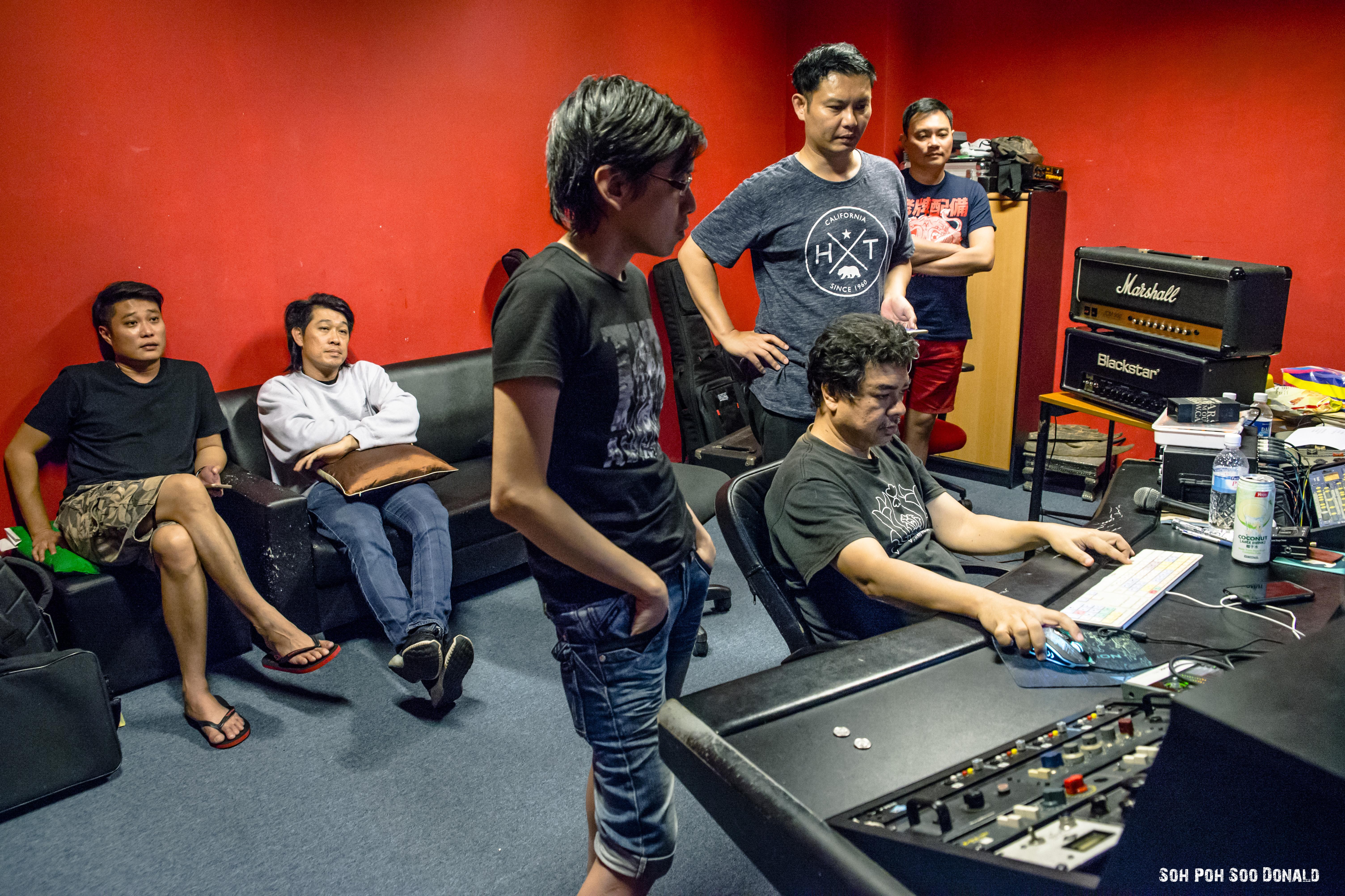 Tian Di Hui Recording 250617