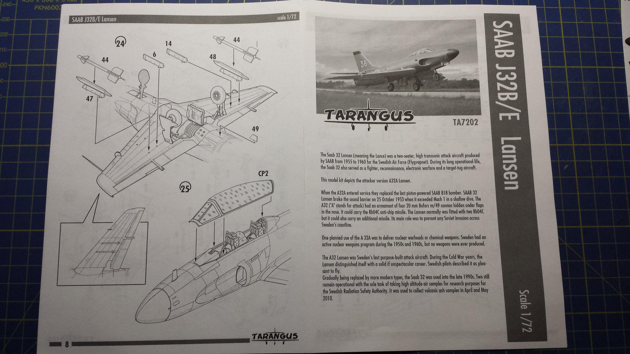 Tarangus 1/72 J32B/E Lansen 35848363560_ef72b42520_k