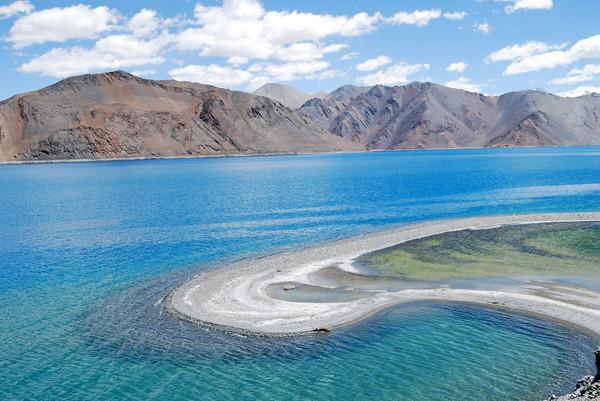 Pangong Tso Lake Himalayas!