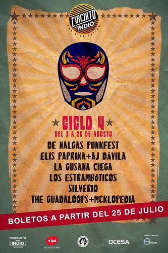 Circuito Indio | CICLO 4
