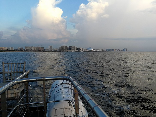 Entertainment City from Manila Bay