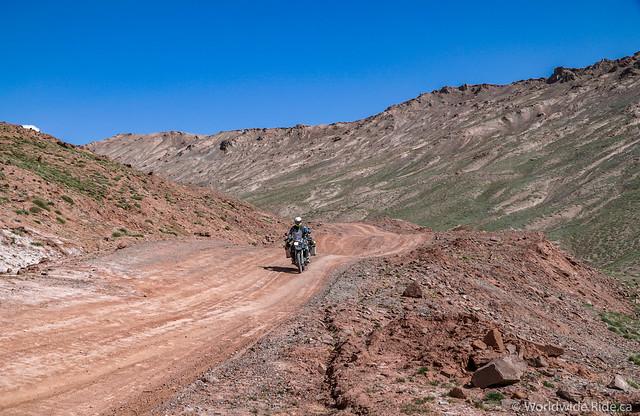 Tajik Kyrgy Border-7