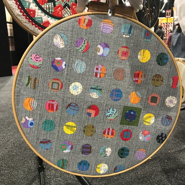 Hoops display