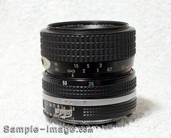 Nikon Zoom-Nikkor 35-70mm f/3.3-4.5 Ai-s