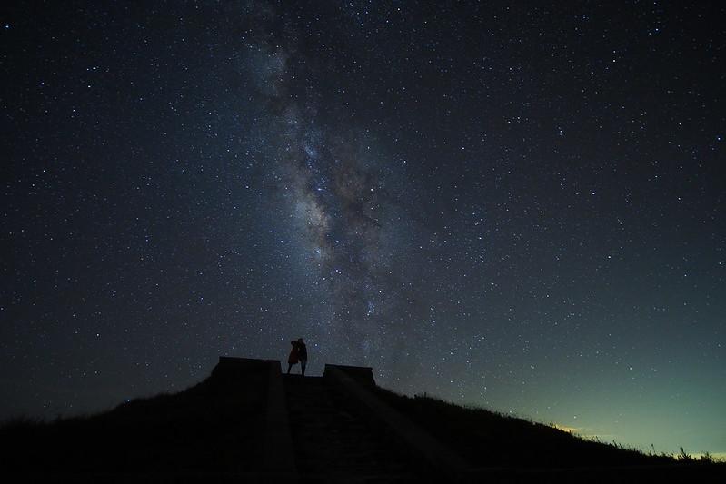 JPG直出 銀河|老蛙 Laowa 7.5mm f/2.0
