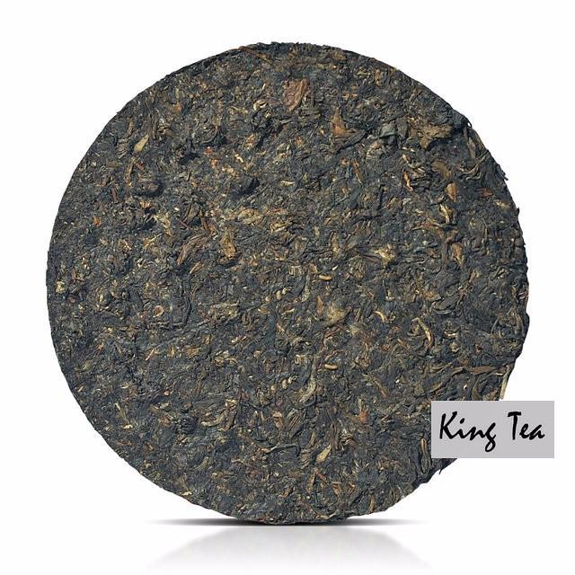Free Shipping 2010 XiaGuan T8633 Cake 357g China YunNan KunMing Chinese Puer Puerh Raw Tea Sheng Cha Slim Beauty Weight Loss