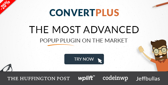 ConvertPlus v3.0.0 – Popup Plugin For WordPress