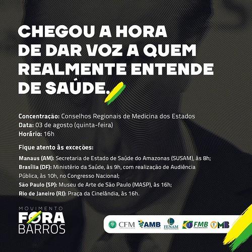 Fora Barros