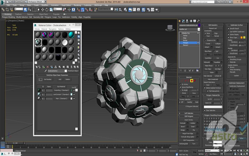 Autodesk 3ds Max 2014 32 Bit Free 18