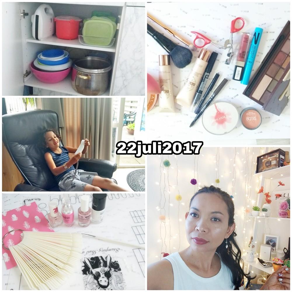22 juli 2017 Snapshot