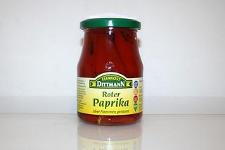 12 - Zutat geröstete Paprika / Ingredient roast bell pepper
