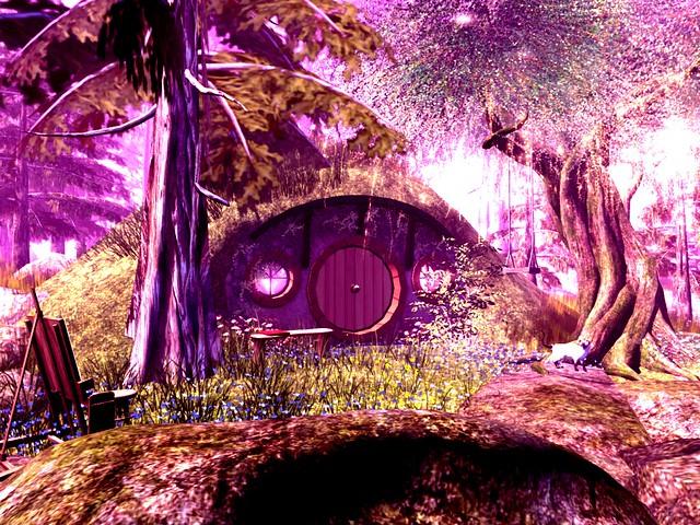 Hobbiton -  Hobbit Home
