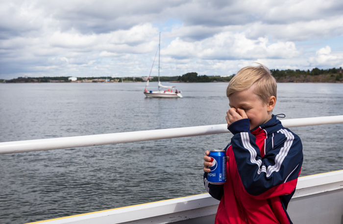 strömma diana saaristoristeily helsinki sightseeing stromma lapset purjelaiva (1 of 1)