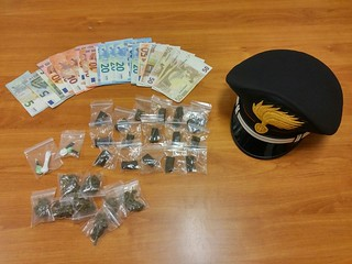 droga arresto Putignano