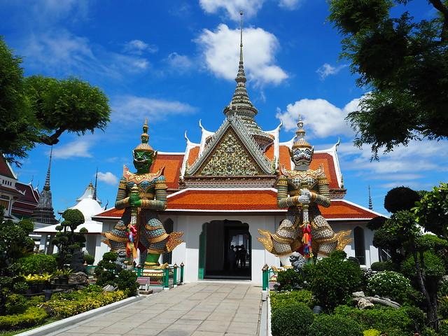 P6233137 ワット・アルン(暁の寺/Wat Arun) バンコク3大寺院 bangkok thailand