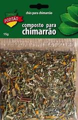 Chá em Cartela Portão - Chimarrão