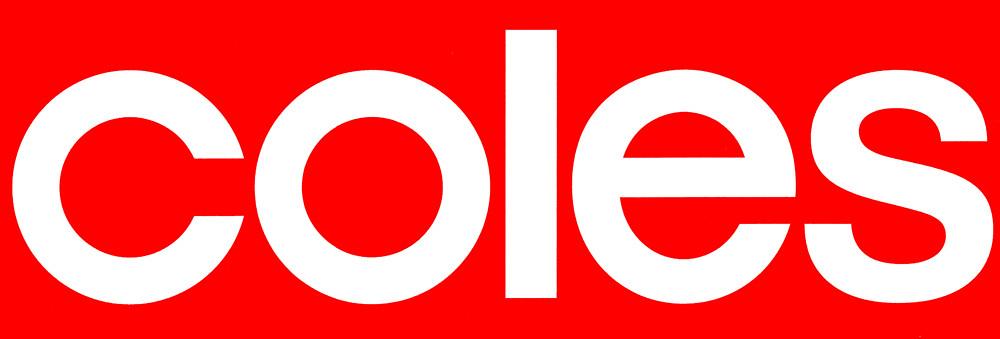 M Logo 3d 2010s Coles logo (resi...