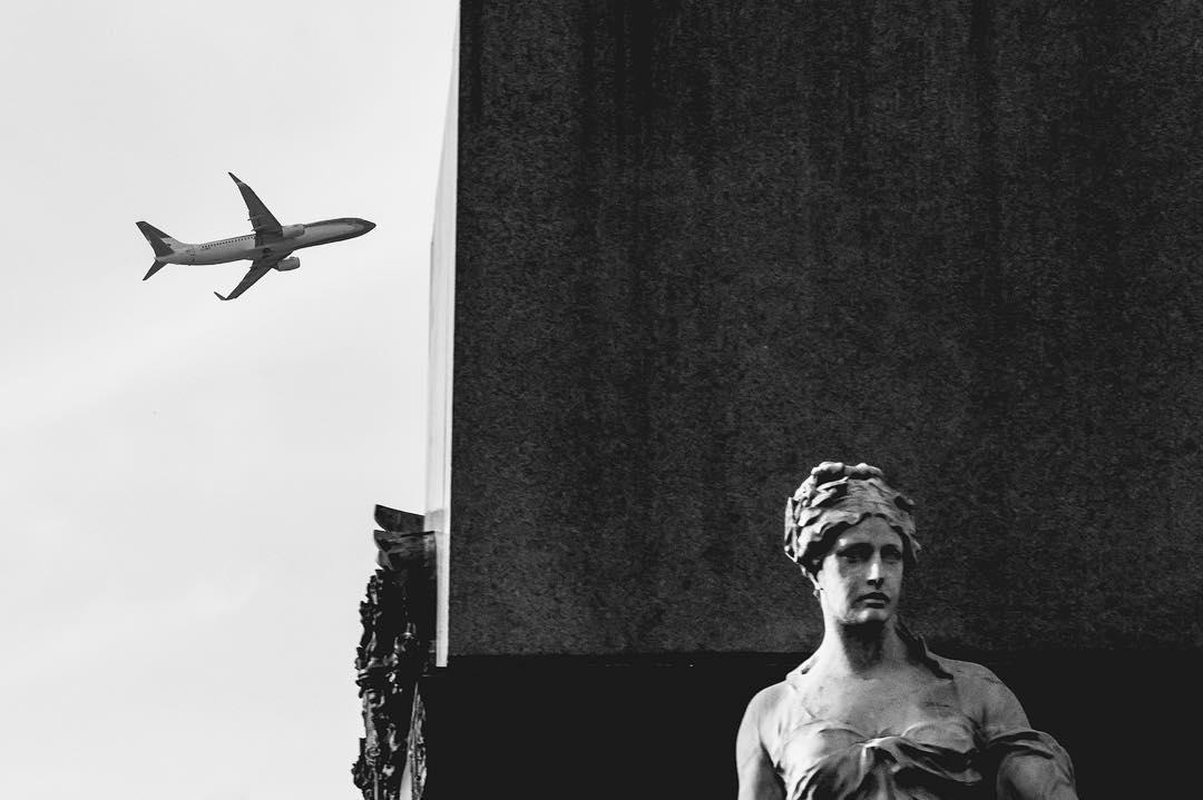 En la tierra como en el cielo #blackandwhite #blackandwhitephotography #bnw #buenosaires