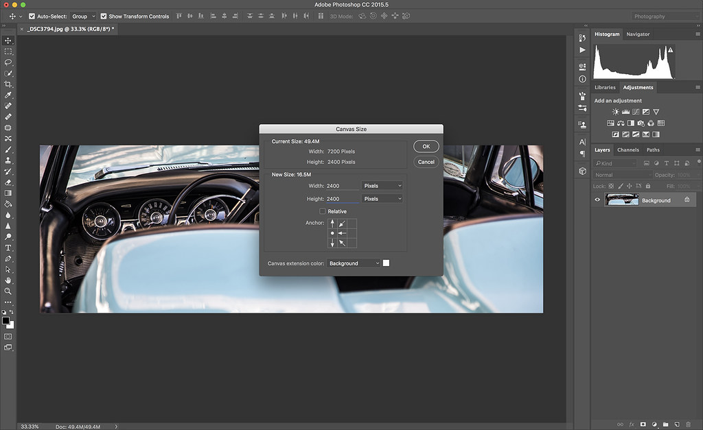 How To Create Instagram Panoramas - Scott Kelby's Photoshop Insider