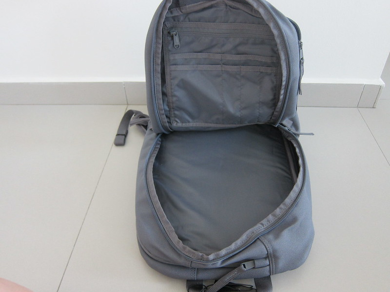 Timbuk2 Showdown Laptop Backpack - Main Compartment