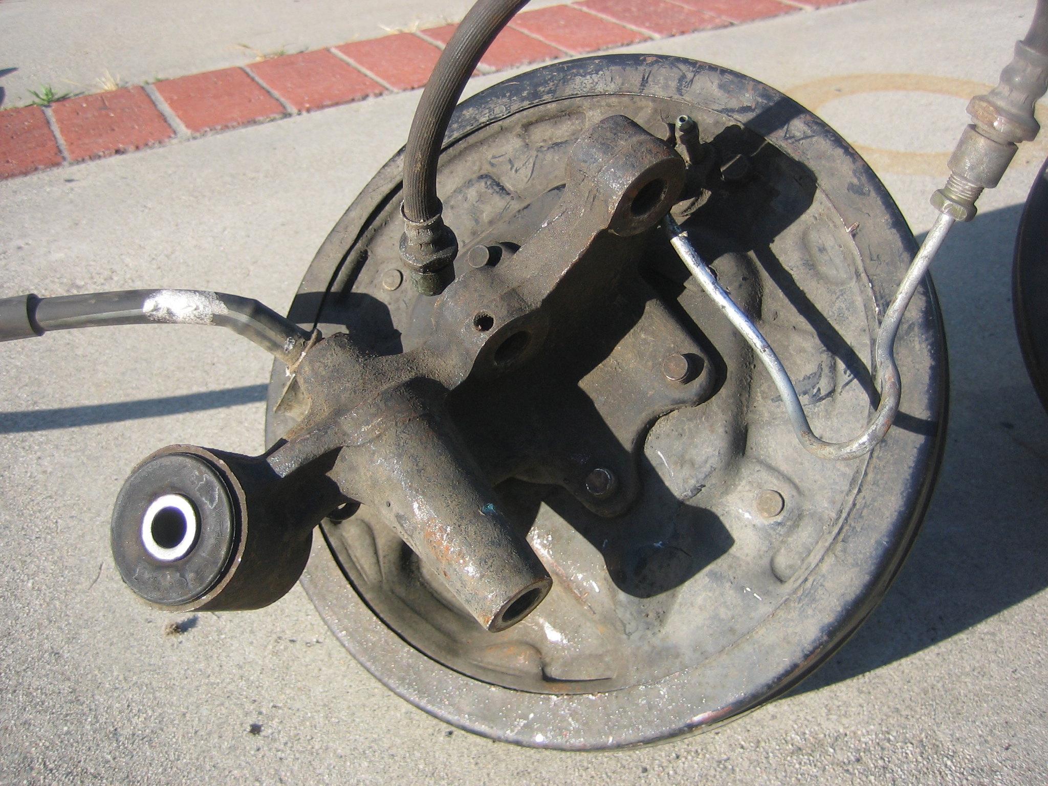 93-95 Impreza Front Wheel Drive (FWD) Parts - i-Club