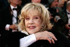 Fallece la actriz francesa Jeanne Moreau a los 89 años de edad