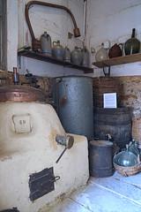 La distillerie de la maison rurale de l'outre-forêt (Kutzenhausen)