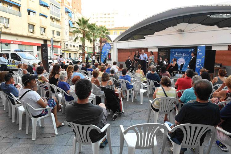 1-FESTIVAL SONIDOS Y SABORES DE LOS TRES CONTINENTES AMÉRICA2