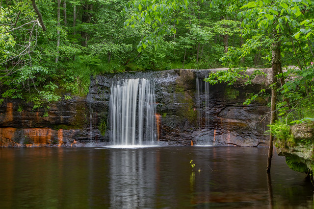 Banning State Park Waterfall
