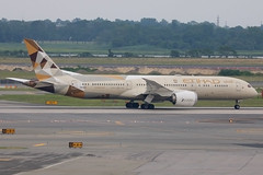A6-BLB | Boeing 787-9 Dreamliner | Etihad Airways