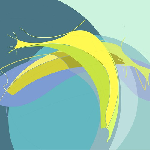 #bananas #illustration #iPad #AdobeDraw