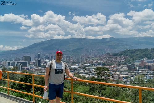 Mirador Cerro Nutibara