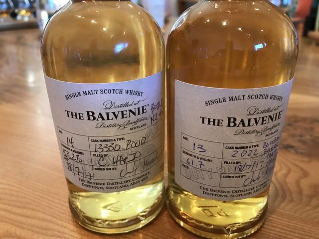 Our self-pour bottles