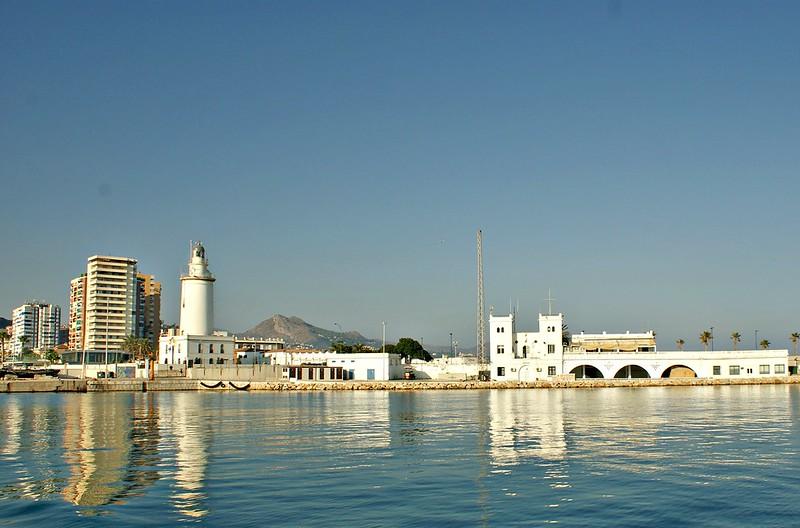 Port of Málaga  Spain