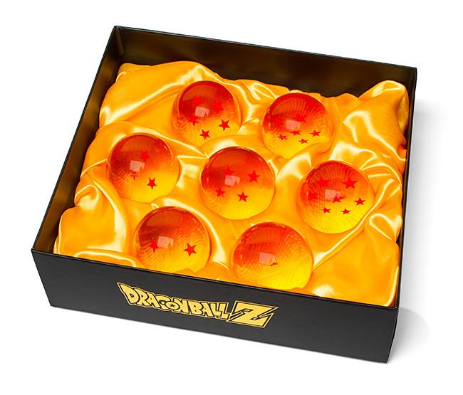 在家就能召喚偉大的神龍?!「出來吧,神龍!」ThinkGeek 七龍珠Z【七顆龍珠套組】7pc Dragon Ball Set