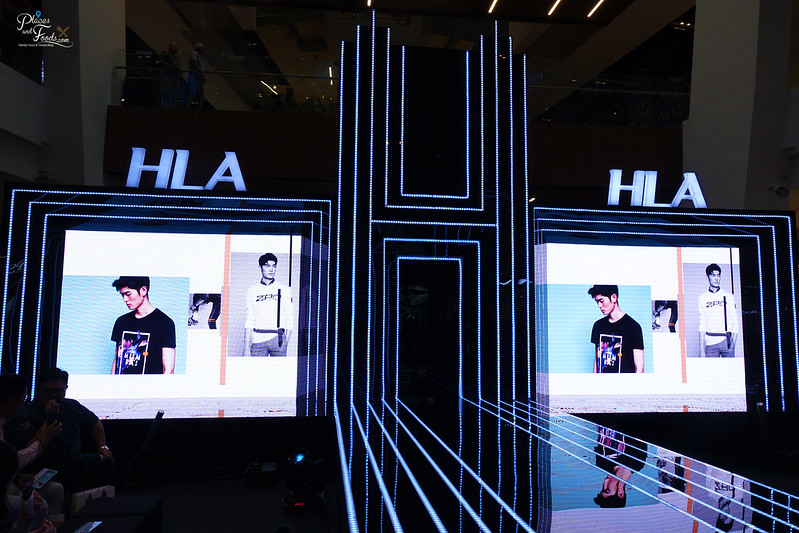hla malaysia launch stage