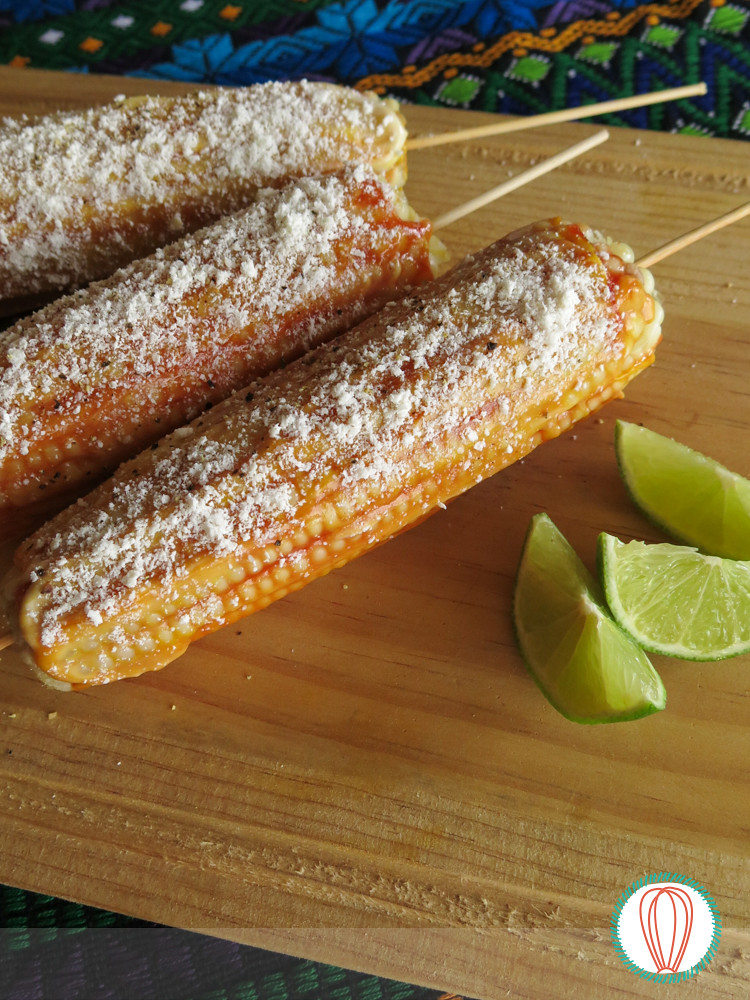 Elotes Locos The Foodies Kitchen
