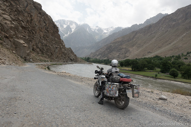 Tajik Pamir-94