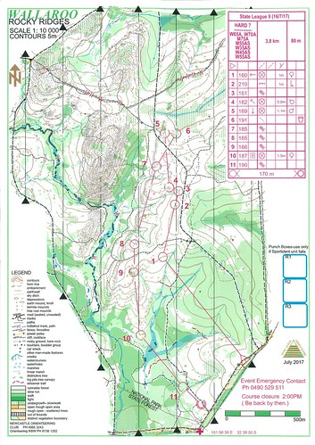 170716 SL Rocky Ridges - Wallaroo NP