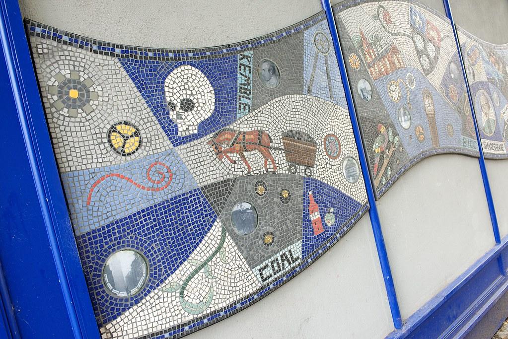 Prescot Mosaic