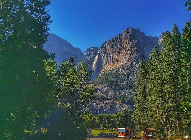 Yosemite Falls, Apple iPad mini 2, iPad mini 2 back camera 3.3mm f/2.4