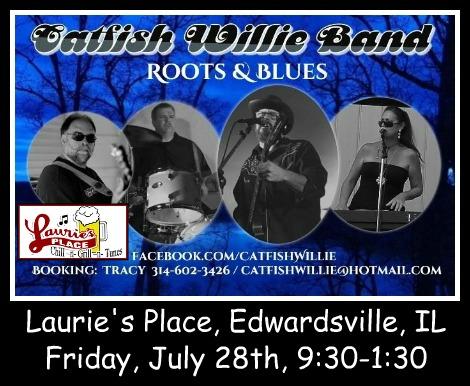 Catfish Willie Band 7-28-17