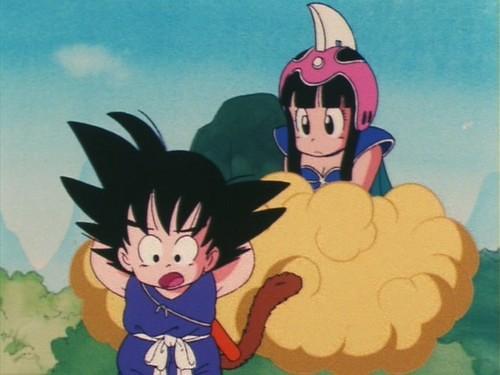 Se Goten e Trunks são super sayajins, por que eles não possuem rabo?