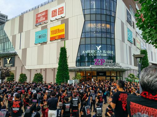 BABYMETAL Live Zepp DiverCity(TOKYO)
