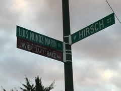 "Honorary Javier ""Javy"" Baez Way (Humboldt Park)"