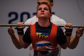 Powerlifting Lightweight Women