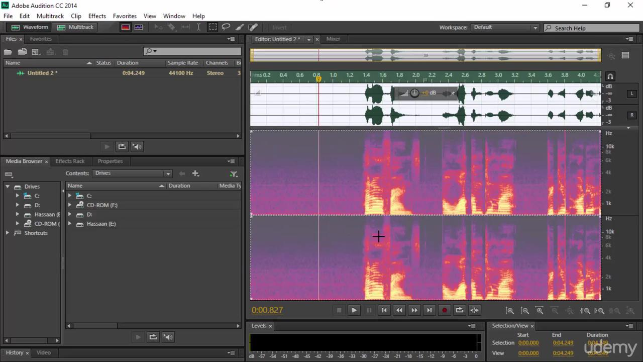 Video And Audio Editing Course For YouTubers and Instructors