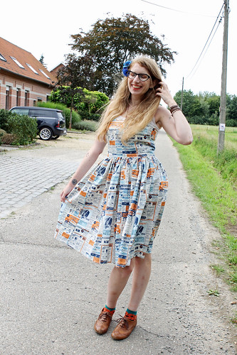 Outfit: 27.7.2017
