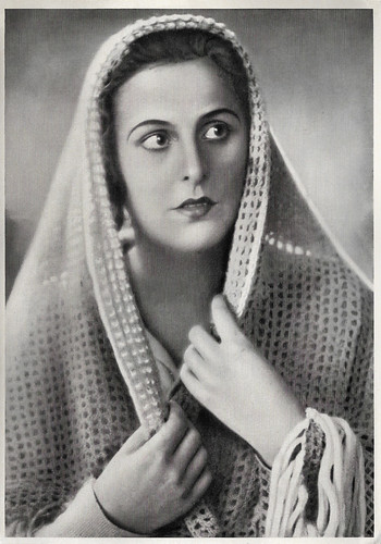 Leni Riefenstahl in Die weiße Hölle vom Piz Palü (1929)